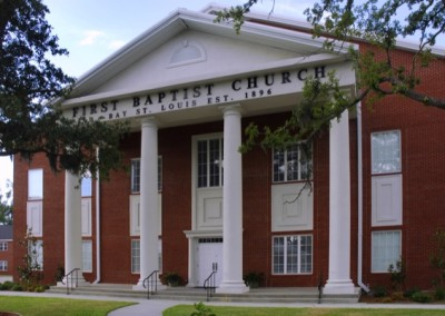 First Baptist Church – Bay St. Louis, MS