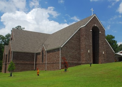 St. Joseph Catholic Church – Poplarville, MS