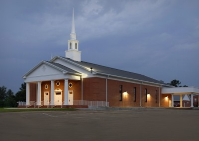 Bunker Hill Baptist Church – Columbia, MS