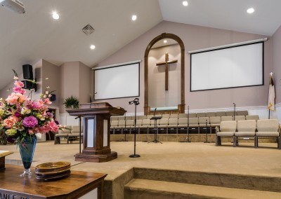 Shady Grove Baptist Church – Lucedale, MS