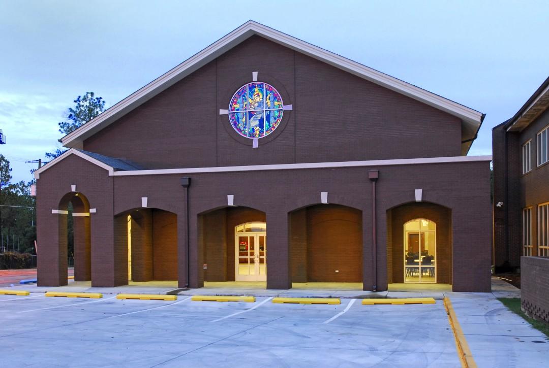 St  Thomas Aquinas Catholic Church – Hattiesburg, MS   Hanco
