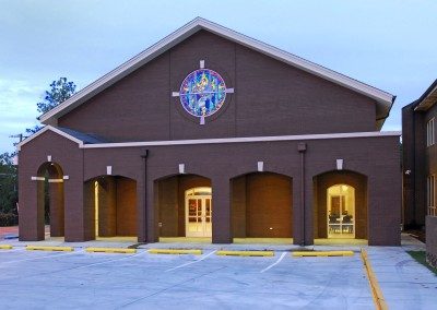St. Thomas Aquinas Catholic Church – Hattiesburg, MS