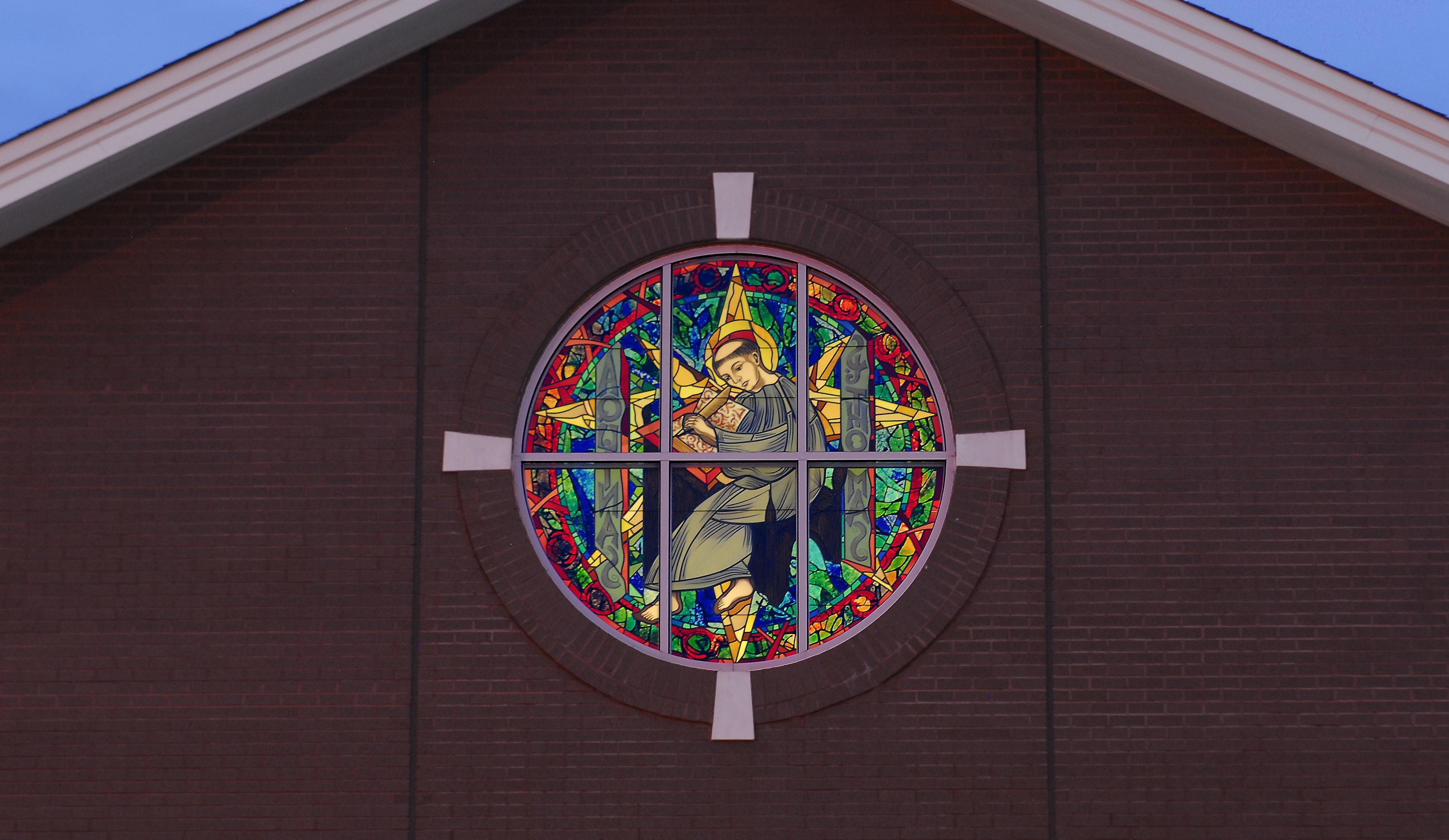St  Thomas Aquinas Catholic Church – Hattiesburg, MS-3