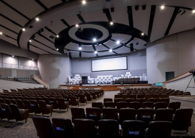 Woodlawn Church – Columbia, MS