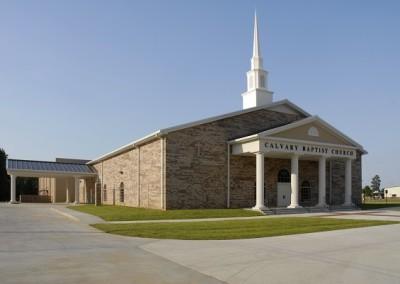 Calvary Baptist Church – Petal, MS