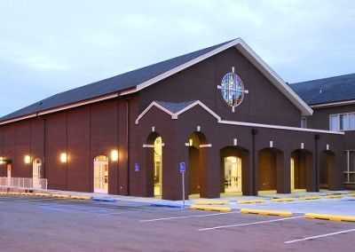 St. Thomas Family Life Center – Hattiesburg, MS