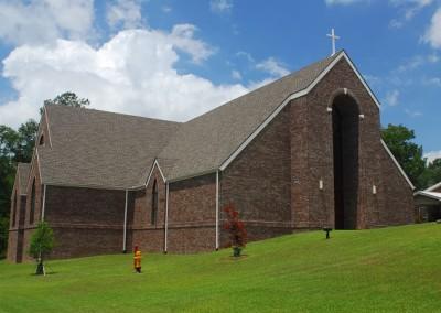 St. Joseph Catholic Church – Poplarville, MS