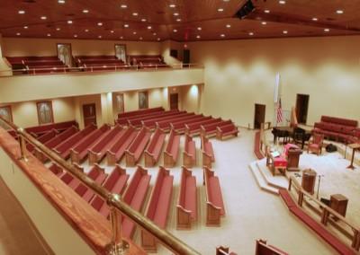 Oak Grove United Methodist Church Sanctuary – Hattiesburg, MS