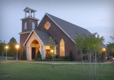 Pearl River Community College Chapel – Poplarville, MS