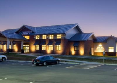 Children's Clinic – Hattiesburg Clinic