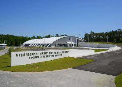 National Guard Readiness Center – Columbia, MS