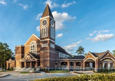 Woodland Presbyterian Church – Hattiesburg, MS