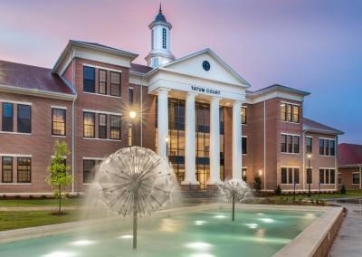 William Carey University Admin Building